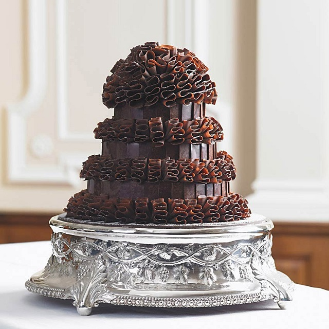 Baking Your Own Wedding Cake