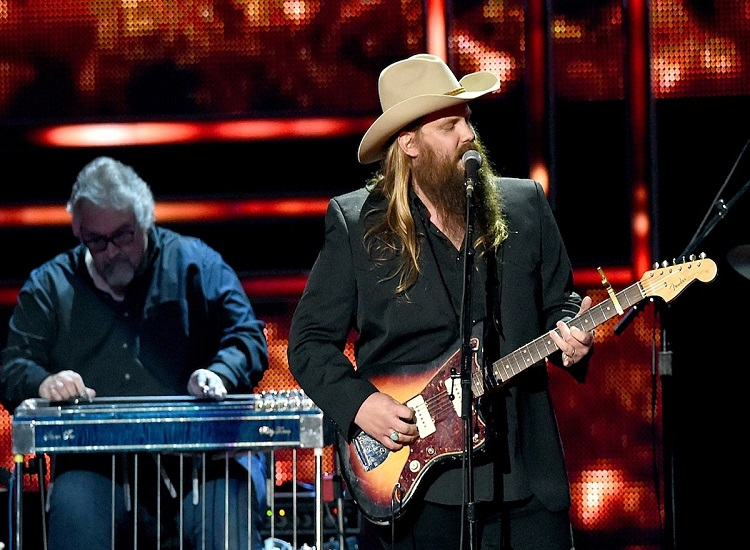 Country Music Star Chris Stapleton