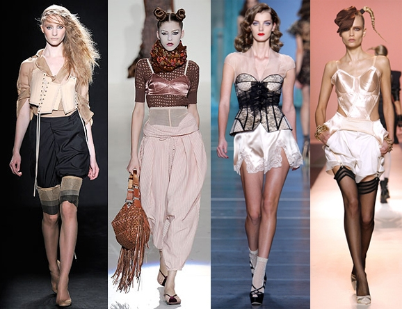 The Lingerie Fashion Trend: When innerwear becomes the greatest fashion statement…!!